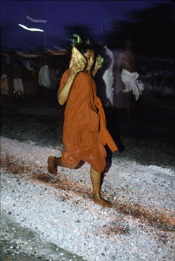 00561_13, Sri Lanka, 08/1995, SRILANKA-10161 Je couru, couru tous les jours, et je acquis un sens de la détermination,  ce sens de l'esprit que je ne serais jamais, jamais, abandonner, peu importe ce qui est arrivé.  - Wilma Rudolph, vainqueur de trois médailles d'or aux Jeux olympiques