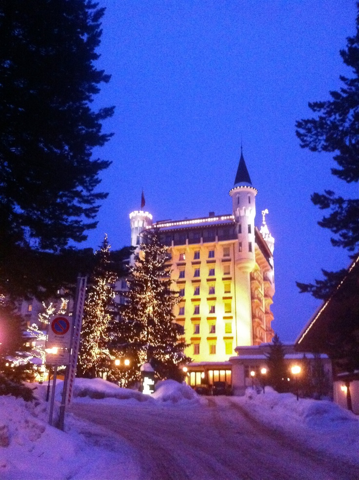 Le Palace Hotel Gstaad