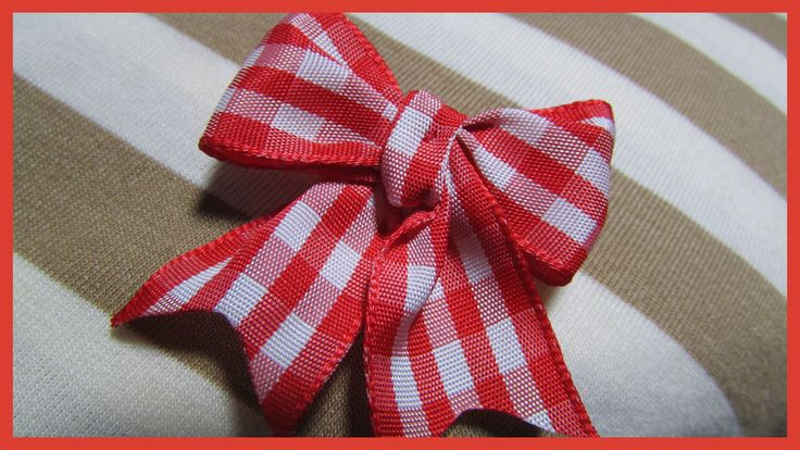 DIY- Dog Hair Bows No.9 - Free Tutorial - Simple hair bows for dogs - wi...