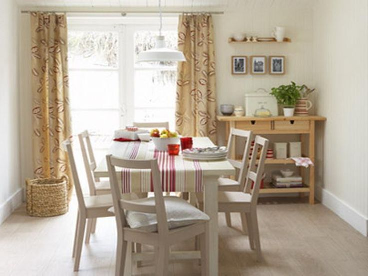 decorating ideas dining room white dining room decorating ideas country cottage - Country Cottage Dining Room Ideas