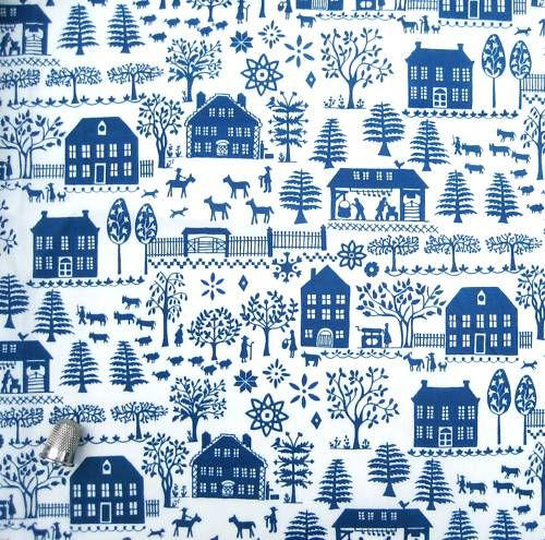 Lucy's Farm: Liberty Fabric