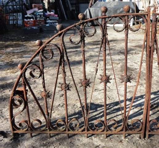 17 best wrought iron images on pinterest | architectural salvage