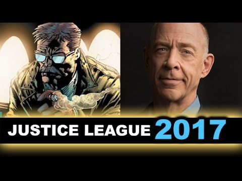 JK Simmons is Commissioner Gordon in Justice League 2017 - Beyond The Tr...