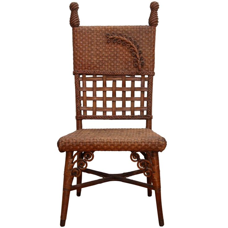 For Sale On   Wicker Victorian Photographeru0027s Chair. Fancy Wicker Chairs  Like This Where Used As Props By Early Photographers, Century.