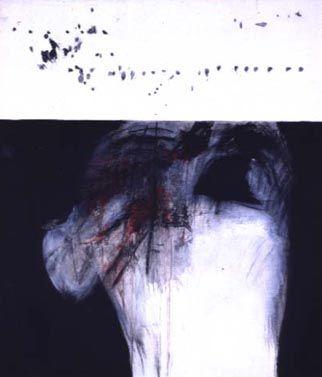 "Jose Balmes ""vietnam herido"" pintor chileno-español"