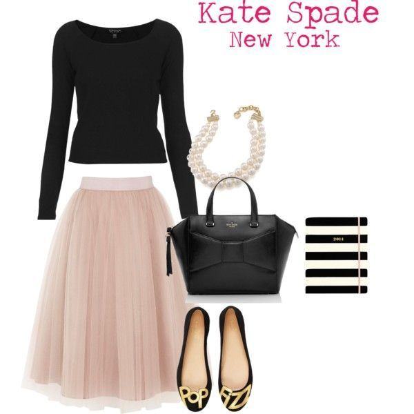 Jupon en tulle : Kate Spade Holiday Collection