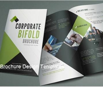 leaflet layout ideas