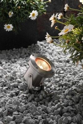 Garden Lighting Ideas. Create designer landscape lighting in your garden with NO electrician and NO wiring required. It could not be easier with our Plug & Play Garden Lights. View the range here - http://www.totalwarehouse.co.uk/categories/Outdoor-%26-Garden-Lighting/12V-Plug-%26-Play-Garden-Lights/