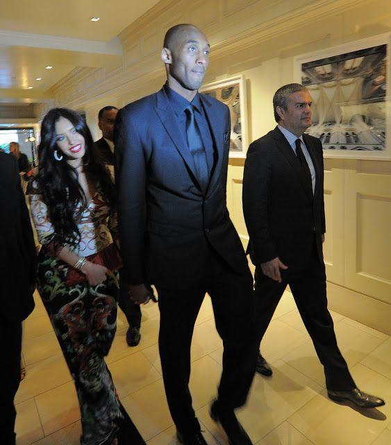 RUMOR ALERT: Kobe & Vanessa Bryant EXPECTING Baby Number 3?! + Kobe COVERS L'UOMO Vogue Magazine! ~ GossipWeLove.com | Your Celebrity News | Music News | Celebrity Rumor | Hip Hop News Source