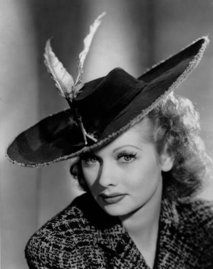 24 Pictures of Young Lucille Ball