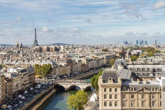 One of the most romantic and beloved cities in the world, Paris is a top destination for many travel... - William Perugini/shutterstock