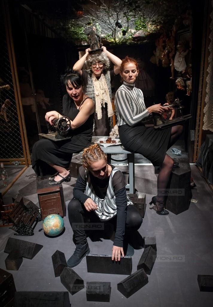 Plinul la spectacole se face, in noiembrie, la Teatrul Maghiar din Timisoara