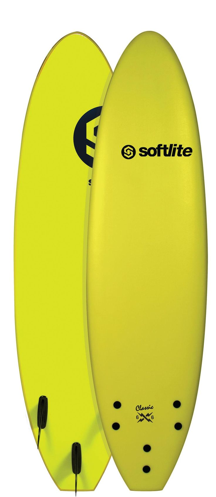 SOFTLITE SURFBOARD Classic Series 6'6 Shortboard Your Local Bodyboard Shop - Australia & Worldwide