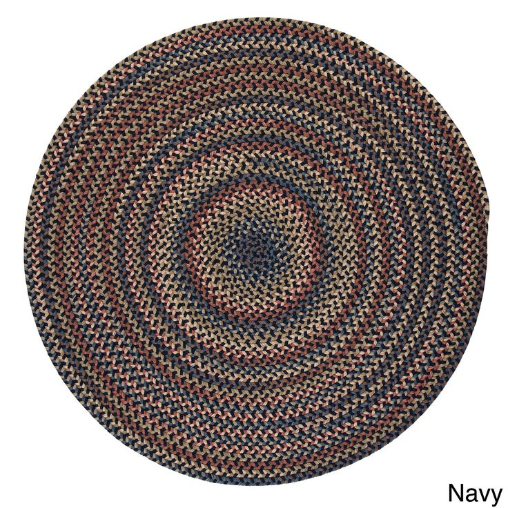 1000+ Ideas About Round Braided Rugs On Pinterest