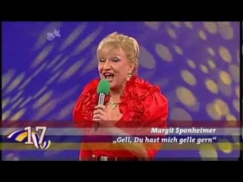 Margit Sponheimer - Gell du hast mich gelle gern 2009