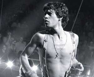 Moves like Jagger...