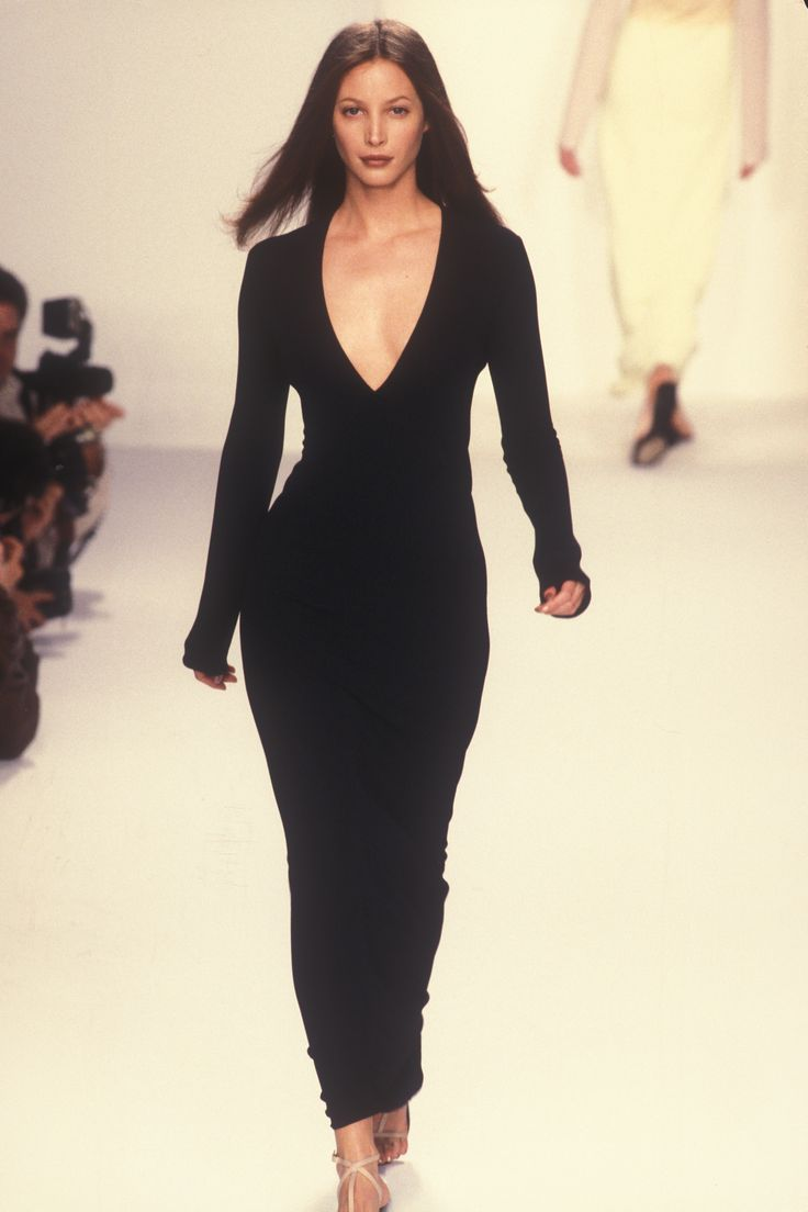 Calvin Klein RTW S/S 1996  Inspiration, Design, Student, Project, University, Pr…