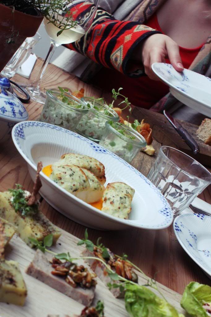 5 spisesteder i Århus