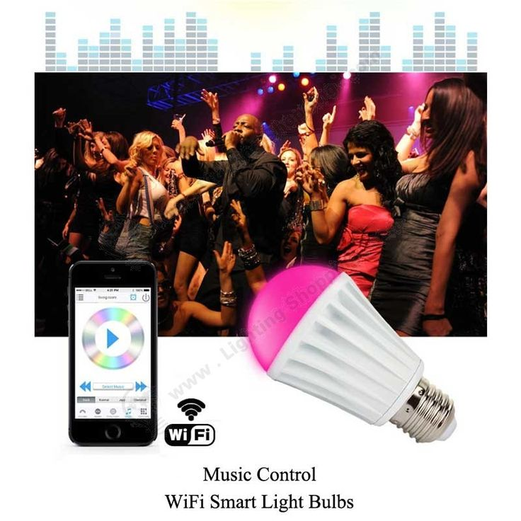 Best Buy item >>> #RGBW #WiFi #Smart #Light #Bulbs, 7W, AC85V-240V, #Wireless #LED #Globe Bulbs, supports Android & IOS System >>> http://www.lightingshopping.com/rgbw-wifi-smart-light-bulbs-7w.html
