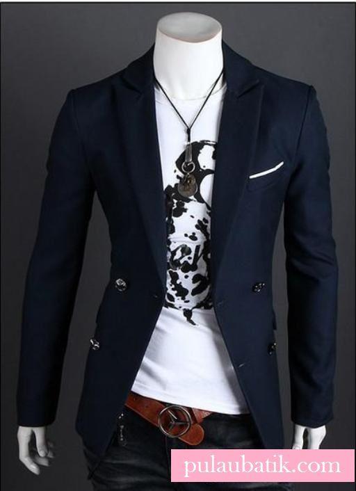 JAS BLAZER PRIA LN63 Katalog model blazer http://pulaubatik.com/category/jas-blazer-pria/