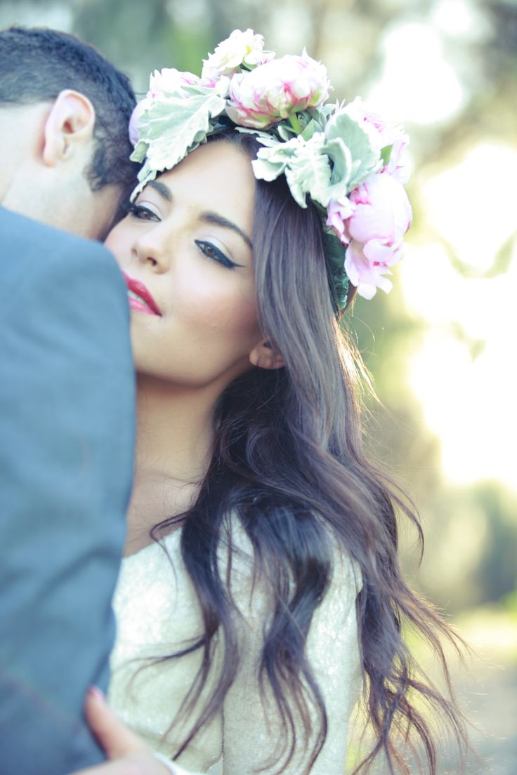 Bridal Inspiration : Headpieces by Bride La Boheme , Photography by Bek Smith Photography & Journal www.beksmith.com