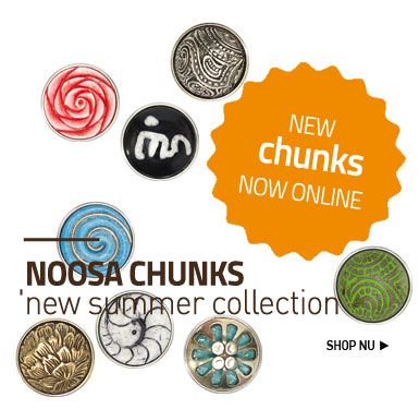 Nieuwe Noosa Amsterdam Chunks summer 2014. Made in Nepal and Peru. Shop @NummerZestien.eu