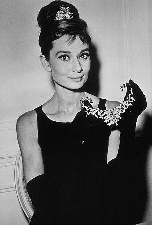 Audrey Hepburn. So talented.