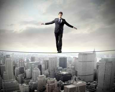 Μόνο ο άνθρωπος που ρισκάρει είναι πραγματικά ελεύθερος |