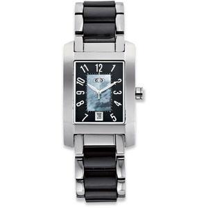 Men's Ceramic Couture Wristwatch