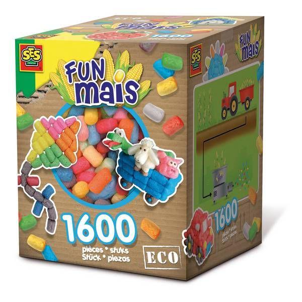 SES Creative - Funmais - Mix Big box 1600 - Dès 3 ans