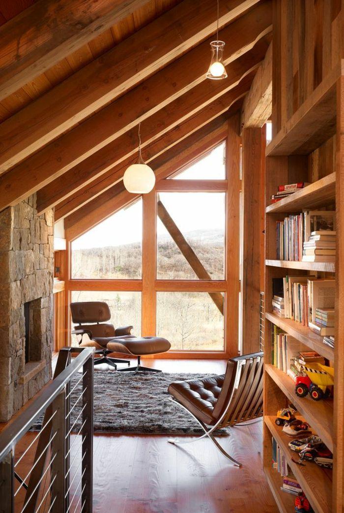 Les 25 meilleures idées de la catégorie Chalet en bois habitable ...