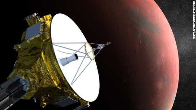 Is demoted planet Pluto making a comeback?