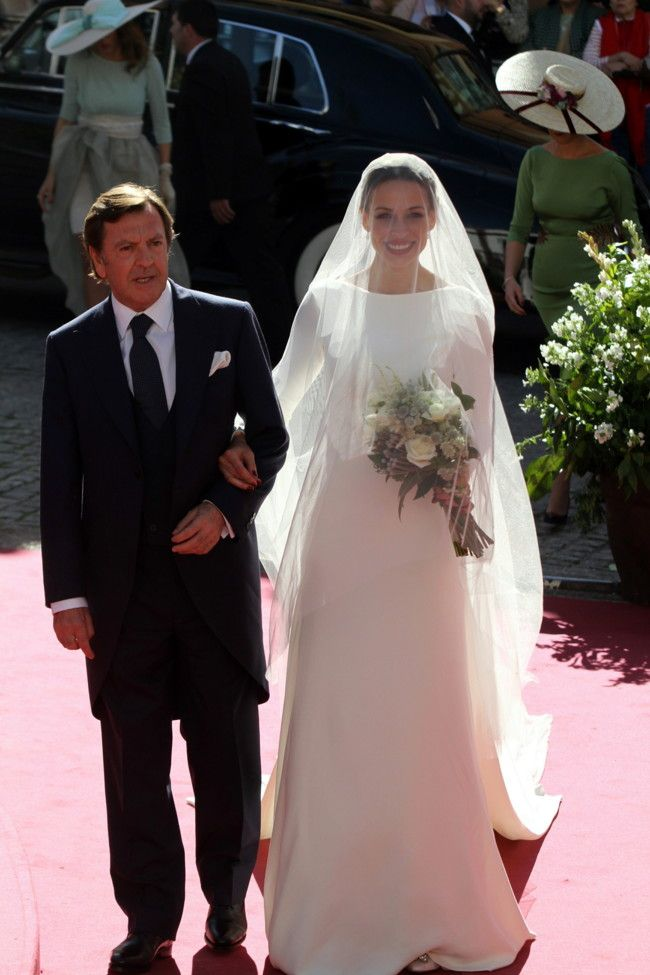 Eva González: El vestido de novia