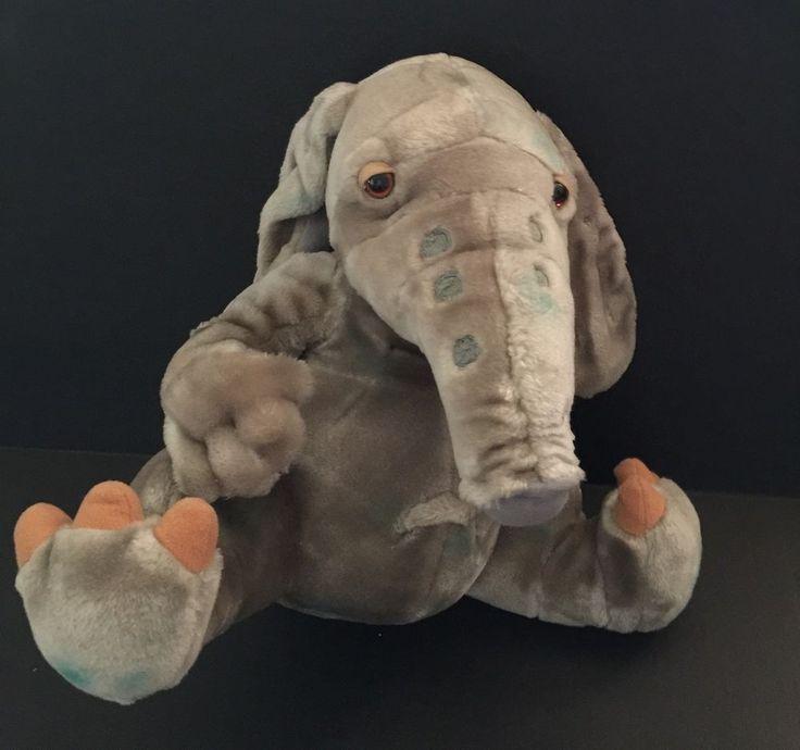 Disney Hooter Plush Elephant Michael Jackson Captain EO 1980's  | eBay