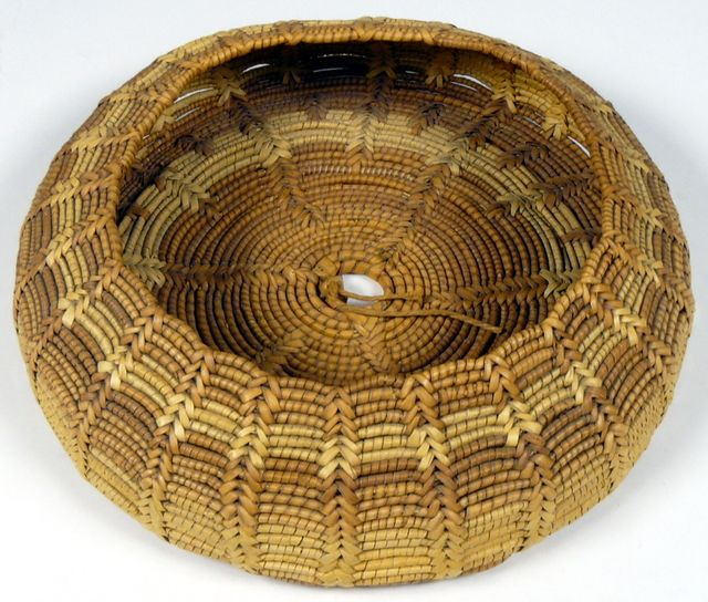 How To Weave A String Basket : Best aboriginal weaving images on baskets