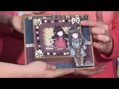 docrafts TV: How To Make A Recessed Window Card - YouTube