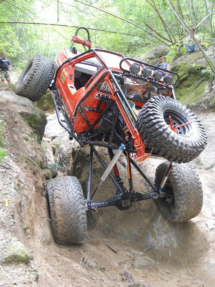 100 Photos of Off-Road Insanity Every Guy Should See #offroad #truck #jeep #4×4 #adventure