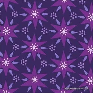 1001 Peeps Scheherazade in Purple by Lizzy House