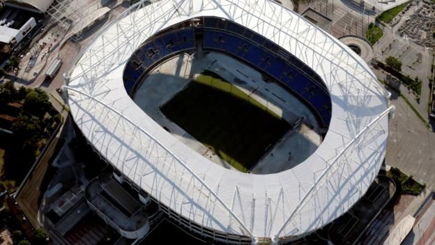 Rio 2016: Fewer than half of tickets for Olympics sold - BBC Sport