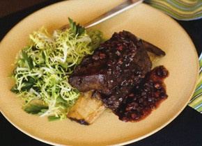 These are amazing and even better the next day. Short ribs just aren't the same without mashed potatoes.