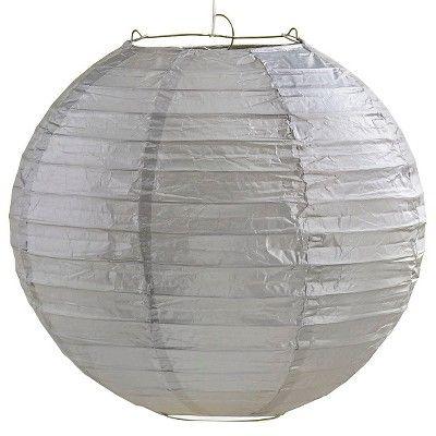 Silver Lantern - Spritz, Party Decoration