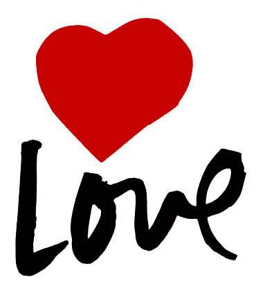 Love: Sisters Corita, 3 Love 3, Illustration, Valentine'S S, Valentines Day, Valentinesday, Love Heart, Cursive Fonts, Bwr