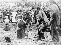 Nanking massacre, China, 1937.