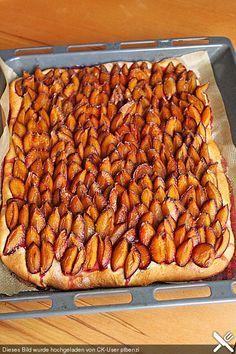 Hefe - Zwetschgenkuchen (Rezept mit Bild) von meike34 | Chefkoch.de