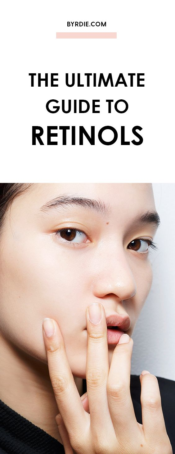 The beginner's guide to retinols