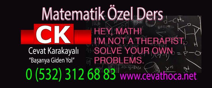 Matematik  dersini çalışan bir öğrenci olarak kendinizi en iyi görmelisiniz. Eğer en iyi olduğunuza inanmazsanız gerçek potansiyelinizi asla sergileyemezsiniz.  Matematik Geometri öğrenmek için anahtar kelime: SABIR