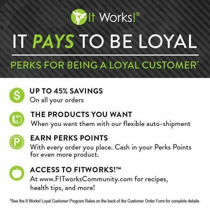 We take care of Loyal Customers!