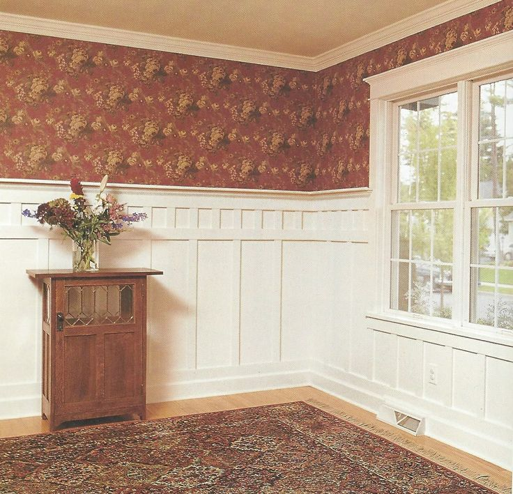 Love The Mission Wainscoting Decorative Accents