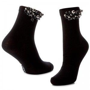 Κάλτσες Ψηλές Γυναικείες TWINSET - Calzino AA7PYB Nero