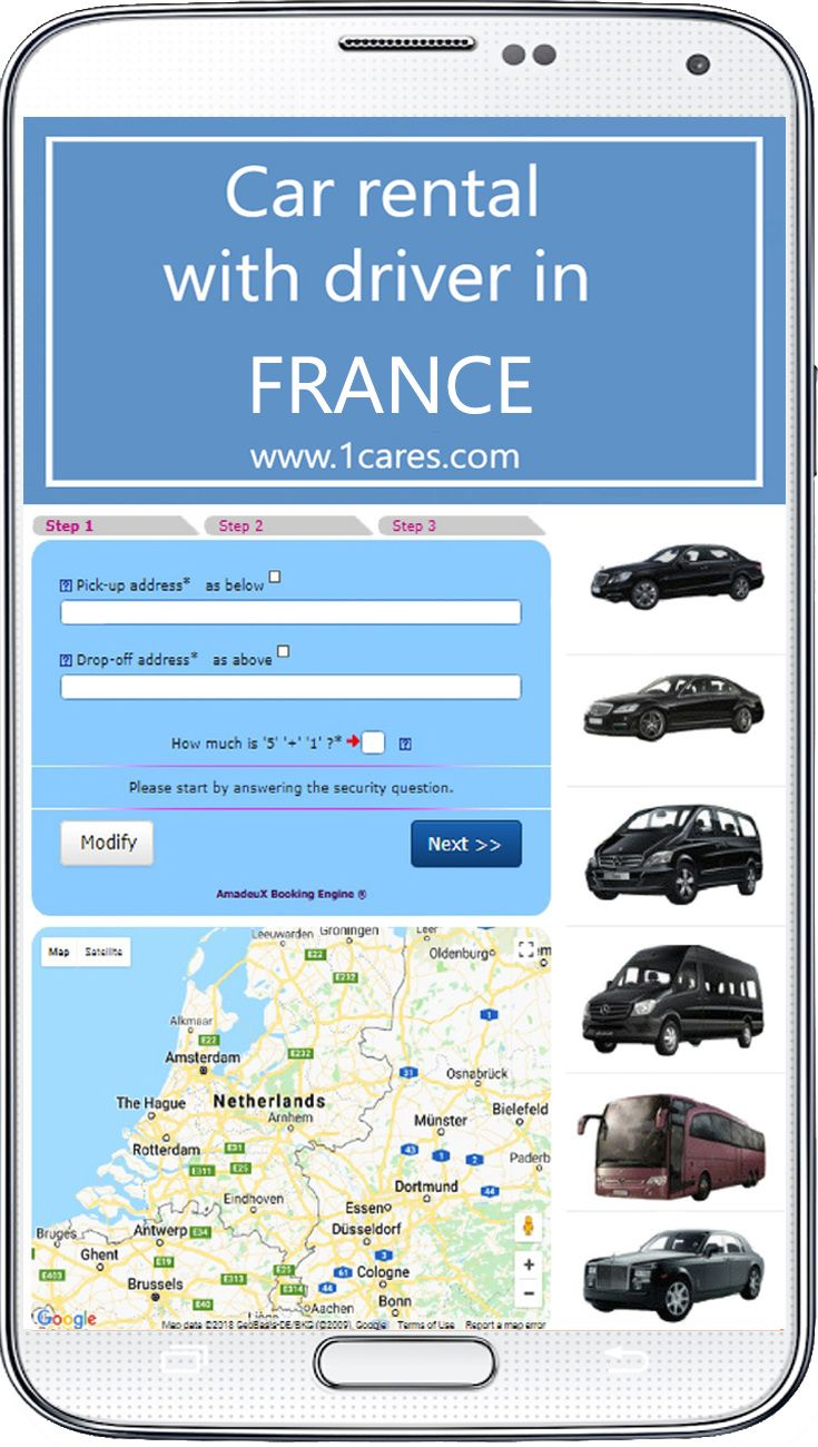 Planning To Go To France And Searching For A Car Rental With Driver We Provide All Kinds Of Vehicles With Drivers In France Fast Online Booking Low Prices C Avec Images